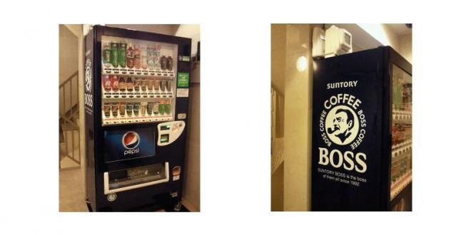 自販機設置事例:東京都新宿区/Y様