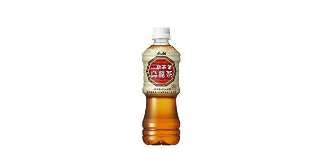 アサヒ 一級茶葉烏龍茶