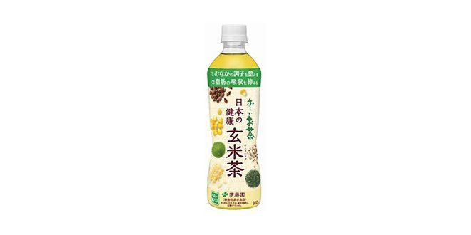 伊藤園 お~いお茶 日本の健康 玄米茶