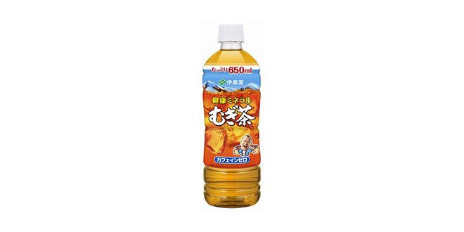 伊藤園 健康ミネラルむぎ茶