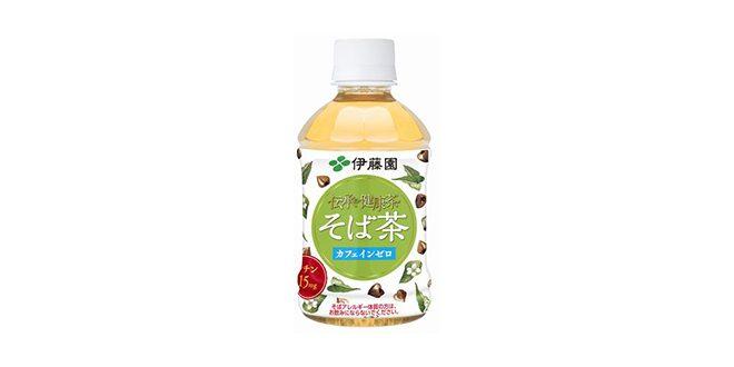 伊藤園 伝承の健康茶 そば茶