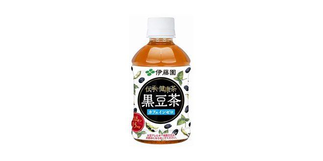 伊藤園 伝承の健康茶 黒豆茶