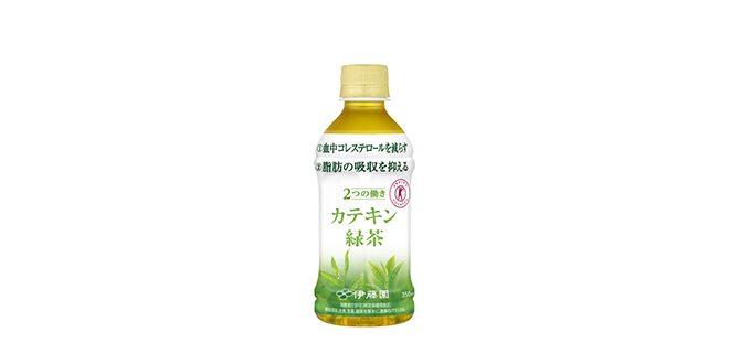 伊藤園 2つの働き カテキン緑茶