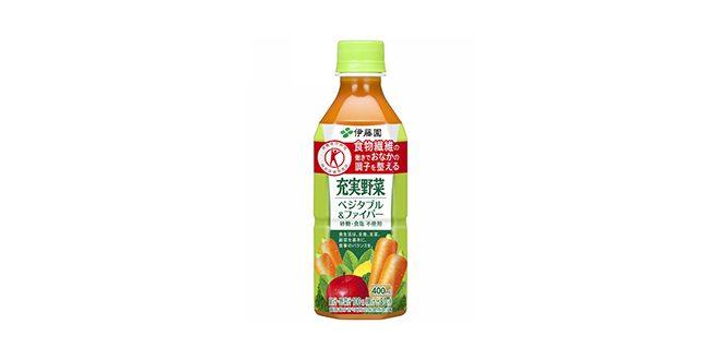 伊藤園 充実野菜 ベジタブル&ファイバー