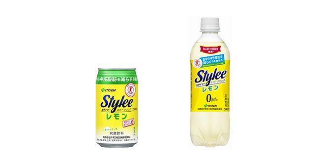 伊藤園 スタイリースパークリング レモン