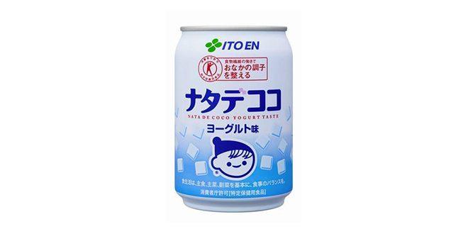 伊藤園 ナタデココ ヨーグルト味