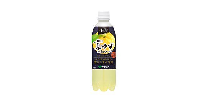伊藤園 Vivit's 京ゆずmixソーダ