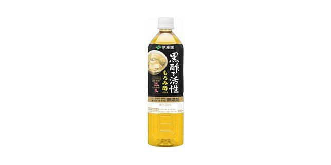 伊藤園 黒酢で活性 もろみ酢プラス