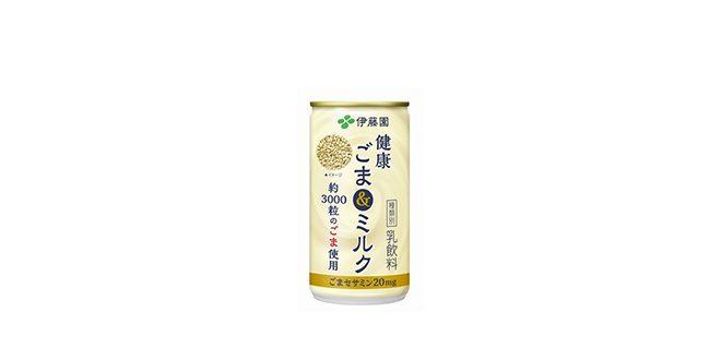 伊藤園 健康ごま&ミルク