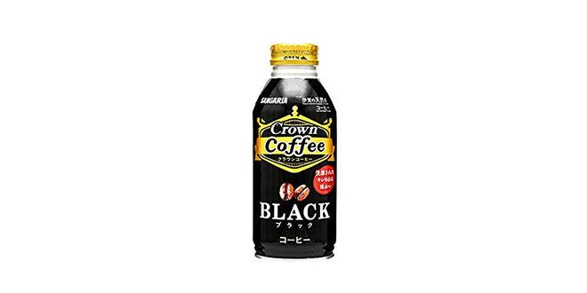 サンガリア Crown Coffee ブラック