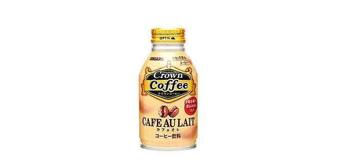 サンガリア Crown Coffee カフェオレ