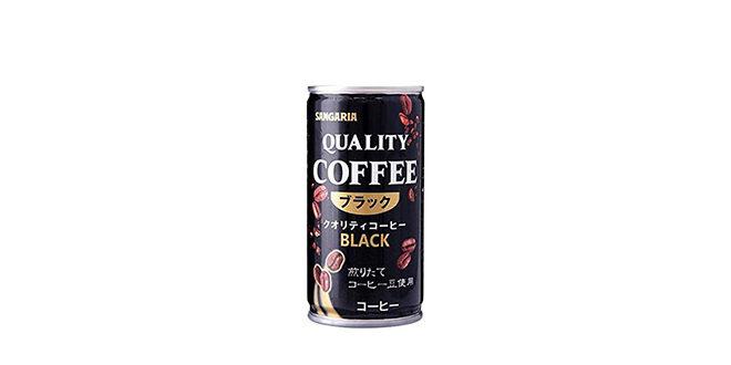 サンガリア クオリティコーヒーブラック
