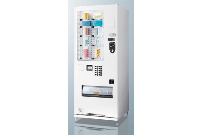 汎用自販機で屋外対応の機械が発売されました【FRM10D5CZ1NM】